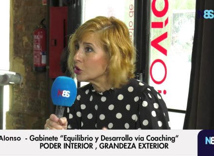 Esther Alonso entrevistada para hablar de Coaching